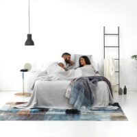 Textils mora sofing winter bedroom