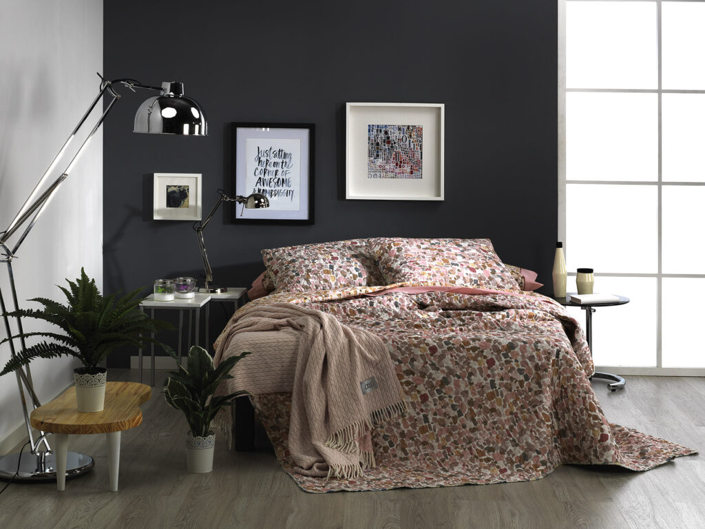plaid de cama